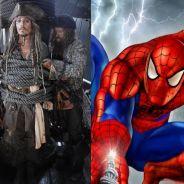 """Novo """"Homem-Aranha"""" e """"Piratas do Caribe 5"""" são adiantados, após atraso de """"Star Wars VIII"""""""