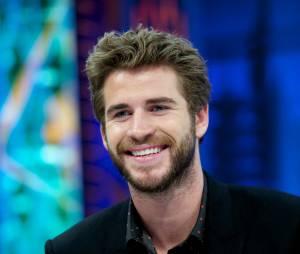 Liam Hemsworth também está na lista de famosos que têm uma barba sexy