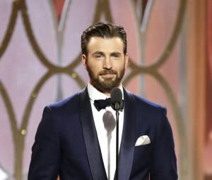Falar das barbas mais bonitas dos famosos sem citar Chris Evans é pecado