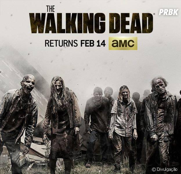 "Em ""The Walking Dead"", Negan (Jeffrey Dean Morgan) só entra na season finale da 5ª temporada!"