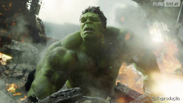 """De """"Thor 3"""": Hulk (Mark Ruffalo) poderá se tornar consciente!"""