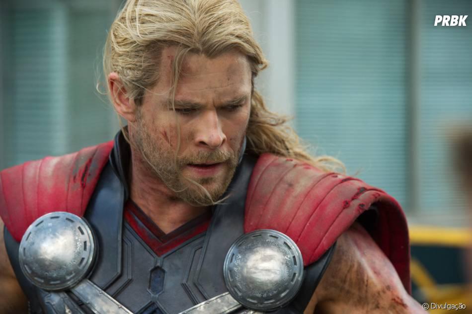 """De """"Thor 3"""": após parceria em """"Os Vingadores"""", Hulk (Marc Ruffalo) será parceiro de Thor (Chris Hemsworth) em novo filme do herói"""