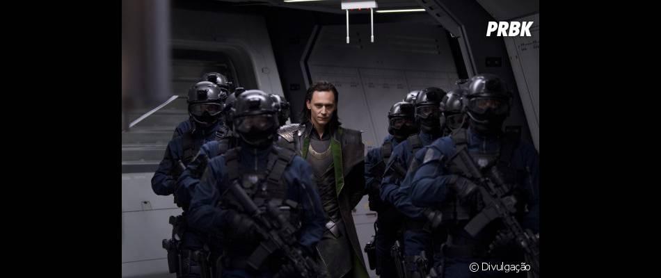 """De """"Thor 3"""": apesar da torcida dos fãs, ainda não existe confirmação de Loki (Tom Hiddleston) na história"""