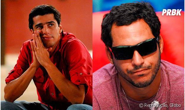 """No """"BBB7"""", Daniel e Alberto fizeram pacto de sangue e levaram bronca do Pedro Bial"""
