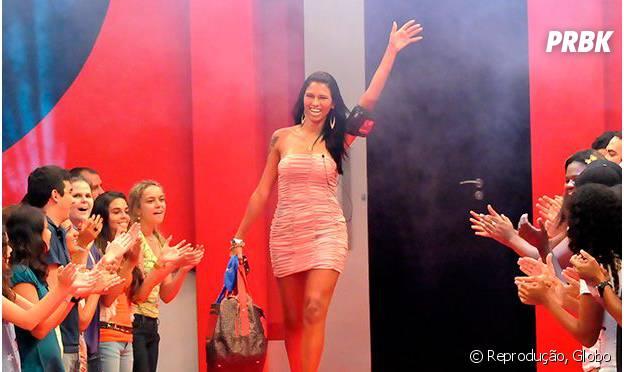 """No """"BBB11"""", Ariadna foi a primeira transexual do programa!"""