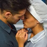 """Novela """"Malhação"""": Uodson (Lucas Lucco) se declara para Alina e sofre acidente logo depois!"""