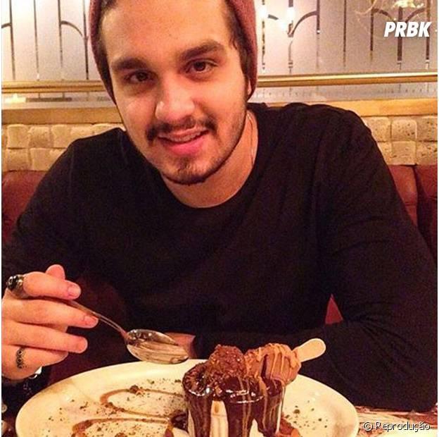 Luan Santana e suas comidas preferidas