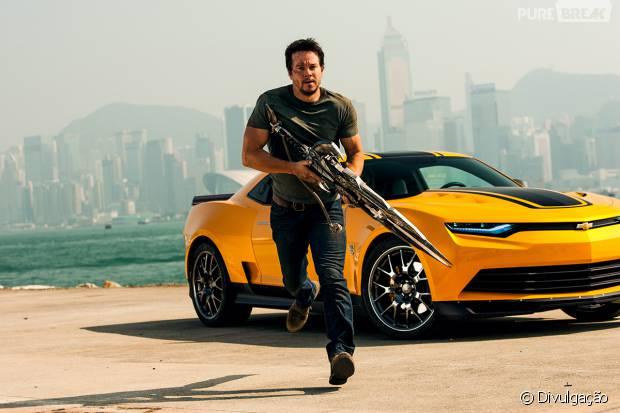 """""""Transformers"""" ganha datas de lançamento de próximas três sequências"""