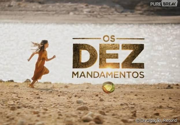 """De """"Os Dez Mandamentos"""": se tudo der certo, 2ª temporada estreia em abril na Record!"""