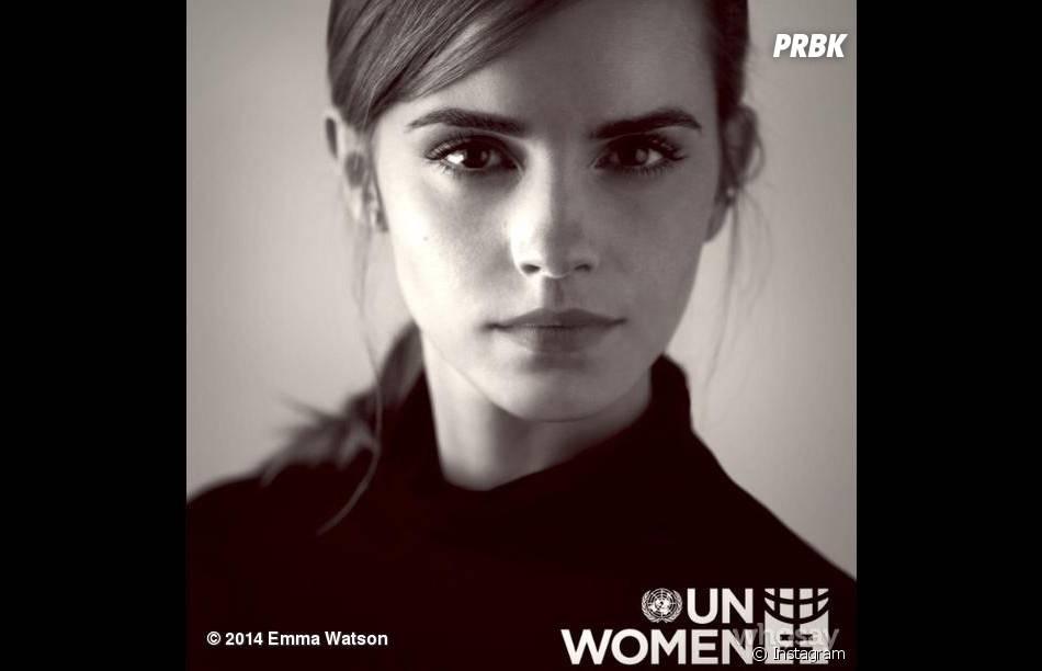 """Emma Watson, de """"Harry Potter"""", em 2014 foi nomeada como Embaixadora da Boa Vontade na ONU Mulheres"""