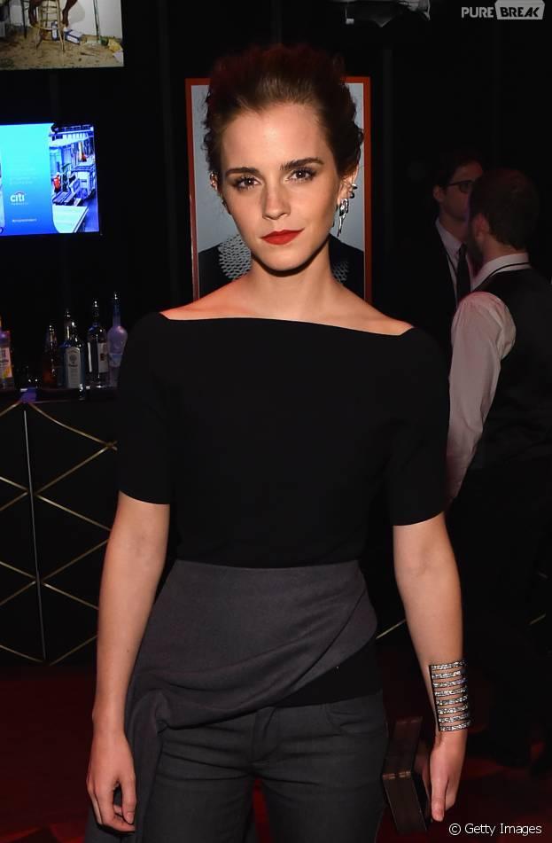 "Emma Watson, professora? Atriz de ""Harry Potter"" dará aulas na Universidade de Oxford, na Inglaterra"