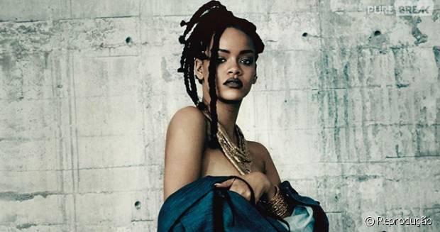 Rihanna anuncia que cantará no Grammy Awards 2016!
