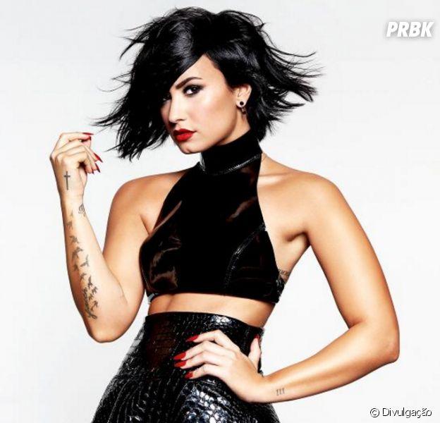Demi Lovato lança teaser e anuncia data do novo clipe
