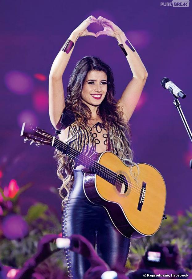 """Paula Fernandes lança a música """"Quem É"""""""