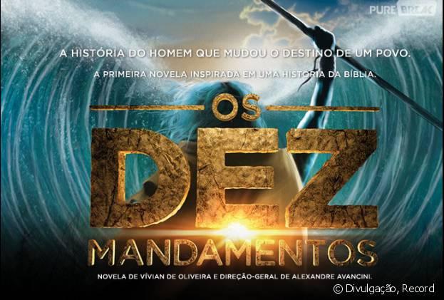 """Elenco de """"Os Dez Mandamentos"""" vai até Israel para gravar cenas inéditas!"""