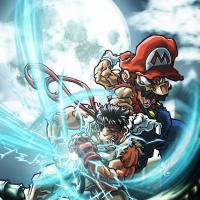 Artista imagina Mario se ele fosse um vilão dos games