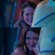 """Em """"Totalmente Demais"""", Cassandra (Juliana Paiva) é eliminada do concurso e fica arrasada!"""