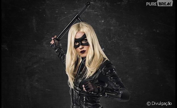 """Em """"Arrow"""", a Canário Negro/Laurel (Katie Cassidy), apesar de importante, acabou se tornando uma personagem bem chata e reclamona. Quem gosta de alguém assim?"""