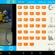 Aplicativo Giddyology permite colocar emojis nas suas fotos e deixá-las muito mais divertidas!