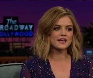 """Lucy Hale, a Aria de """"Pretty Little Liars"""", volta a dizer que 7ª temporada será a última!"""