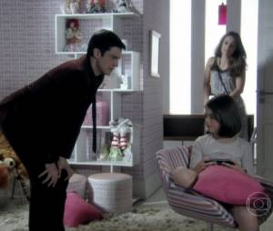 """Em """"Amor à Vida"""",Félix (Mateus Solano) ePaulinha (Klara Castanho) vão se tornar amigos no final"""