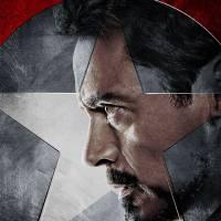 """De """"Capitão América 3"""": equipe de Homem de Ferro (Robert Downey Jr) ganha cartazes individuais!"""