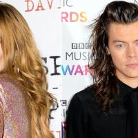 Lindsay Lohan e Harry Styles, do One Direction, juntos? Atriz afirma já ter sido cantada pelo astro!