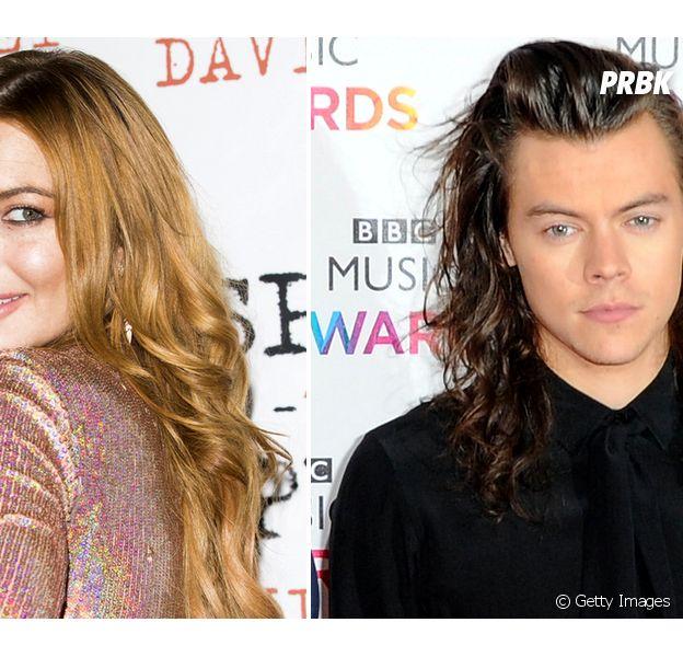 Lindsay Lohan diz que já foi cantada por Harry Styles, do One Direction
