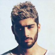 """Zayn Malik, ex-One Direction, faz declaração para Gigi Hadid: """"Vi seu rosto e fiquei inspirado"""""""