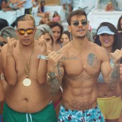 """Lucas Lucco, de """"Malhação"""", canta e dança o hit """"Tá Tranquilo, Tá Favorável"""" com milhares de fãs!"""