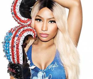Nicki Minaj posa sexy para capa da Nylon e anuncia novo CD