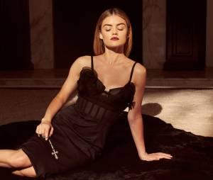 """Lucy Hale, a Aria de """"Pretty Little Liars"""", recentemente esteve no Brasil em convenção da série!"""