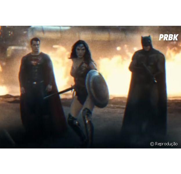 """""""Batman Vs Superman: A Origem da Justiça"""" ganha trailer falso mostrando como seria o filme em 1995"""
