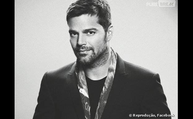 "Ricky Martin virá ao Brasil para gravar clipe de ""Vida"""