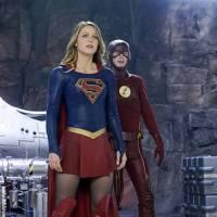 """Em """"The Flash"""" e """"Supergirl"""": Barry e Kara melhores amigos e tudo que se pode esperar do crossover!"""