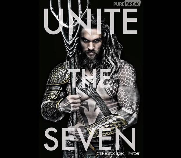 """""""Aquaman"""" está agendado para julho de 2018"""