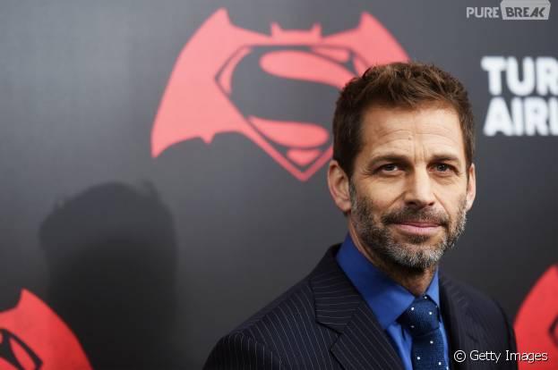 """Abaixo-assinado pede a demissão de Zack Snyder, diretor de """"Batman Vs Superman"""""""
