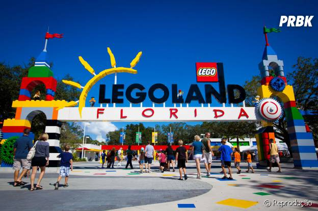 Legoland: Parque temático na Flórida onde tudo é baseado em LEGO