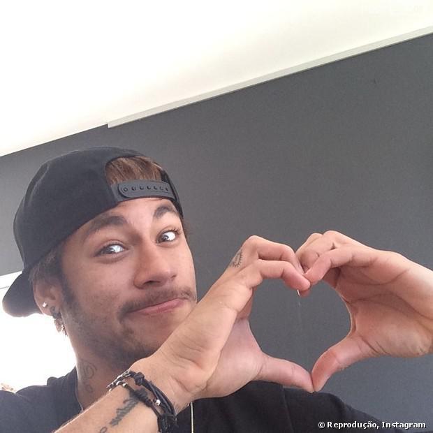 Resultado de imagem para neymar instagram