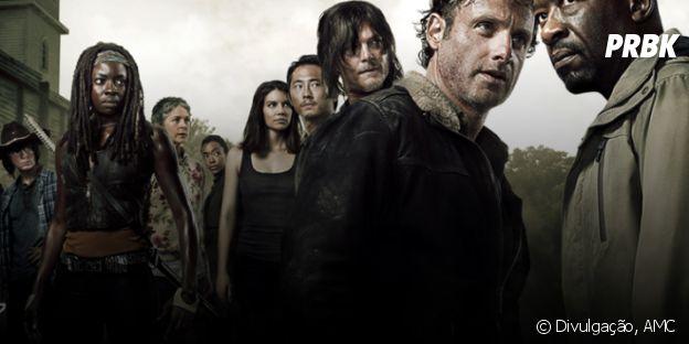 """Em """"The Walking Dead"""": último episódio da 6ª temporada terá 90 minutos de duração e a aparição de Negan!"""