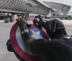 """Novo vídeo de """"Capitão América 3: Guerra Civil"""""""