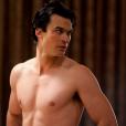 """Ainda não há notícias oficiais sobre renovação ou cancelamento de """"The Vampire Diaries"""", mesmo com a saída de Damon (Ian Somerhalder) na 8ª temporada"""