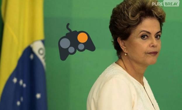 Impeachment da Dilma? Confira os melhores jogos de Android e iOS baseados na política brasileira!