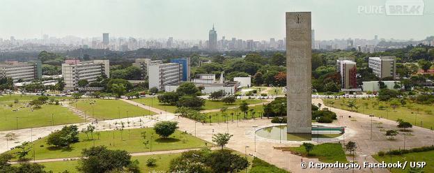 A USP saiu do ranking das 200 melhores universidades do mundo. Era a única instituição brasileira na lista do ano passado