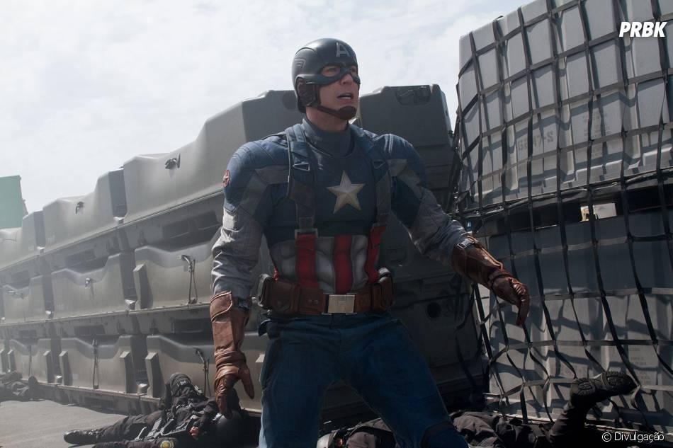 """""""Capitão América 3: Guerra Civil"""" tem estreia prevista para maio de 2016"""