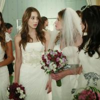 "Na 4ª temporada de ""Pretty Little Liars"": Casamento? Veja as liars de noiva!"