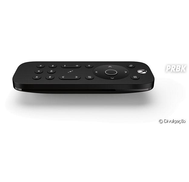 Microsoft anunciou controle remoto para Xbox One