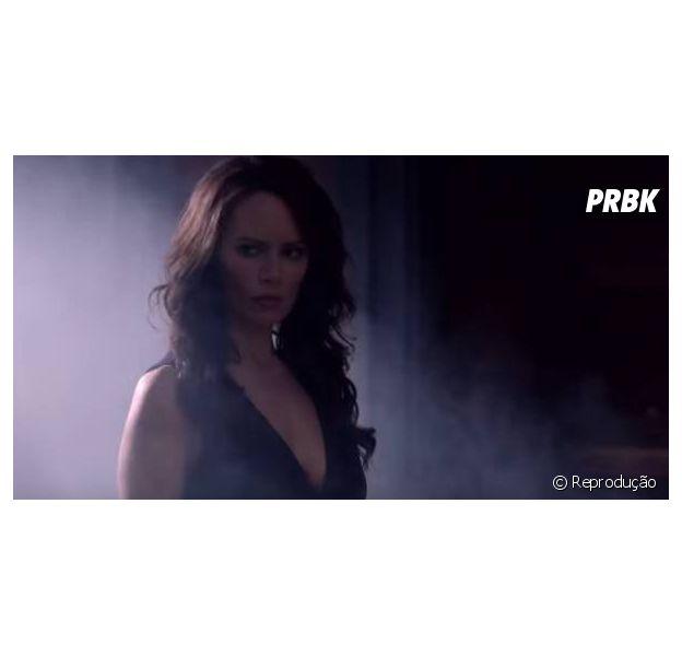 """Em """"Supernatural"""", Amara libera névoa negra em pequena cidade e leva todos à loucura!"""