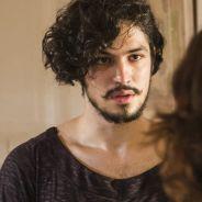 """Novela """"Velho Chico"""": Miguel (Gabriel Leone) recusa convite de Carlos Eduardo e os dois brigam!"""
