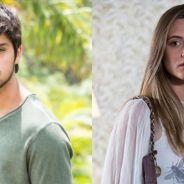 """Lili e Marlon, William e Celina e muita pegação na novela """"Além do Horizonte"""""""
